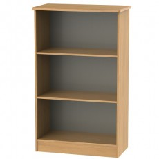 Oakland 2ft 6 Bookcase (available in 5 colour finishes)