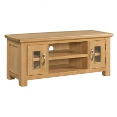 Siento Light Oak Large TV Unit