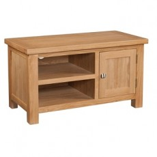 Dorchester Oak Standard TV Unit