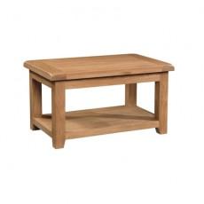 Somerville Light Oak Waxed Coffee Table