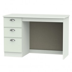 Utah Office/Bedroom 3 Drawer Desk (available in 3 colour finishes)