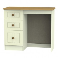 Arlington 3 Drawer Vanity Dressing Table (available in 5 colour finishes)