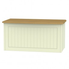 Arlington Blanket Box Ottoman (available in 5 colour finishes)
