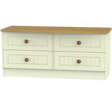 Arlington 4 Drawer Bed Box (available in 5 colour finishes)