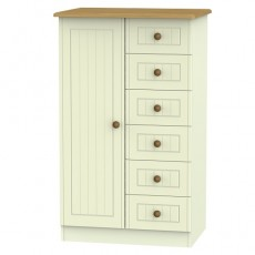 Arlington Childs Wardrobe (available in 5 colour finishes)