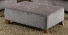 Farrah Footstool (available in various fabrics)